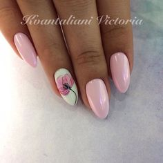 "If you're unfamiliar with nail trends and you hear the words ""coffin nails,"" what comes to mind? It's not nails with coffins drawn on them. It's long nails with a square tip, and the look has. Fabulous Nails, Perfect Nails, Winter Nails, Spring Nails, Pretty Nails, Fun Nails, Nail Polish, Gelish Nails, Nail Swag"
