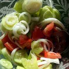 Summer Salad - Things to Share and Remeber