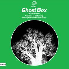 Ghost Box Study Series 3 - 'Welcome to Godalming' by Belbury Poly & Mordant Music. Ghost Box, Cd Cover, Study, Music, Packaging, Series 3, Ghosts, Tape, Designers