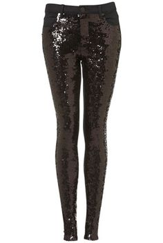 sequined jeans.. hot hot hot $140