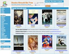 20 Websites To Download Free Audio Books