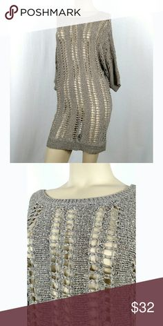 ESPRESS KNIT DRESS size SMALL Brand new without tags. Knit dress with sparkly accents. Express Dresses