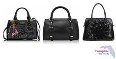 Find Perfect Black Fashion Tote #Handbag Shop @ http://www.completethelookz.co.uk/  pic.twitter.com/LZLBv9zp8I