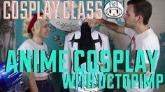 Anime Cosplay Tips with Octopimp! Kamen Rider Meteor and Kill La Kill - Cosplay Class (sewing tips)