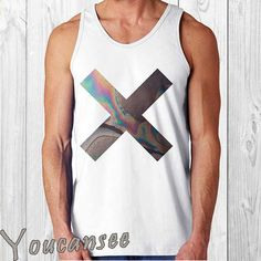 a2cfe7a2433cd the xx men tank top print screen tank top for men by YouCanSee