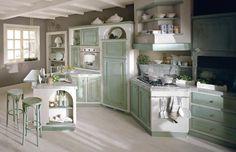 Come progettare una cucina in muratura