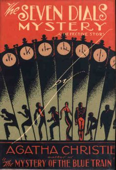 The Seven Dials by Agatha Christie