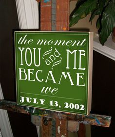 Unique Wedding Gift Personalized Gift by ChocolateMooseHome, $1.00