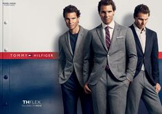 Rafael Nadal for Tommy Hilfiger Collection Tommy X Nadal THFLEX