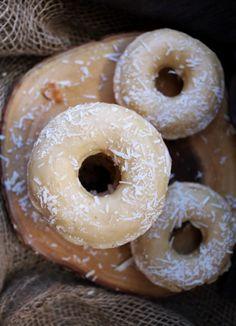 Baileys Cake Donuts|Havocinthekitchen.com