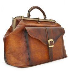 Pratesi Mary Poppins Tas Bruce Brown. #duffel #duffle #travelbag #bag #brown #vintage