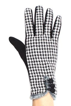 LL Womens Houndstooth Touch Screen Gloves for Smart Phone... https://www.amazon.com/dp/B01LZQ3AZC/ref=cm_sw_r_pi_dp_x_WiB-zbKV7NDKG