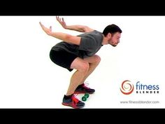 Fat Burning Plyometric Workout – Plyometric Training for Power, Speed and Increased Vertical, Fitness Blender