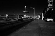 70's Las Vegas The Strip by kenbertram, via Flickr #Vegas #CityOfSin #SinCity