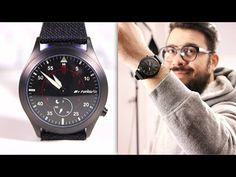 Runtastic Moment Elite - Orologio SMART per persone ANALOGICHE