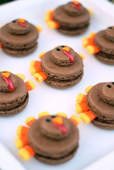 Turkey macarons