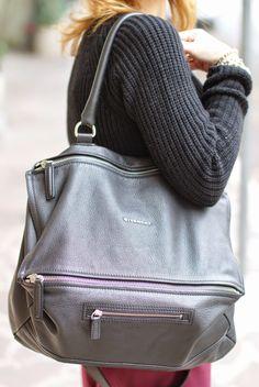 Givenchy Pandora large bag, Fashion and Cookies, fashion blogger
