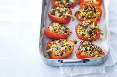 Gevulde paprika's - Recept - Allerhande