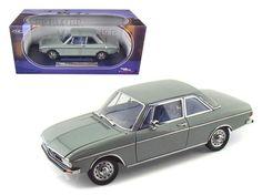 1972 Audi 100 1:18 Diecast Car Model by Signature Models