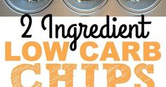 You certainly wouldn't guess that these tasty little chips were low carb because they're SO satisfying! If you like crispy cheese, y...