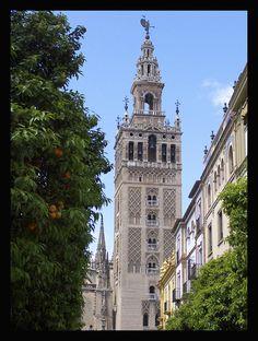 la Giralda - Sevilla, Espana