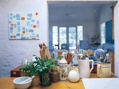 country kitchen from Nexus interior design