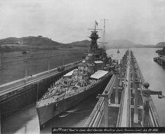 Hms Hood, Panama Canal, Navy Ships, Train Layouts, Submarines, Royal Navy, Water Crafts, Battleship, Military History
