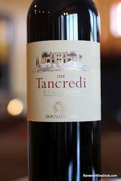 Donnafugata Tancredi Sicilia Rosso 2008