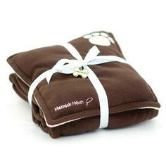Perfect for puppy's first days with the family, this fleecy dog blanket will become a favourite item for life. Keep him or her warm and safe, let them know where they're allowed to sit and lie, and protect the car seat or other people's floors while travelling. This is not only probably our cutest, most luscious and luxurious item (and a MUST HAVE during winter!) but the most versatile and useful too. You're welcome :) #dogblanket #blanket #dogbedding #petbedding