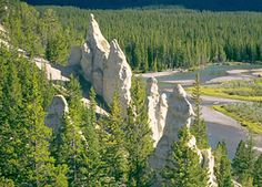 A beautiful hike in Banff National Park that overlooks the Bow River and the hoodoos.