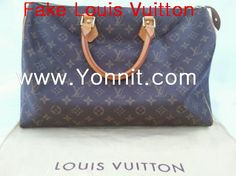 Fake Louis Vuitton! We spot out all the fakes out there! Fakes are getting better and better, but Yonnit authenticators can tell where that purse is WRONG!