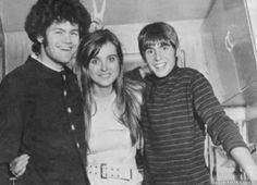 Micky, Sam, and Davy