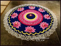 We have included beautiful diwali rangoli designs from shanthi's gallery. It's believed that rangoli designs started many centuries ago. Some refrences of rangoli designs are also available in our Easy Rangoli Designs Diwali, Indian Rangoli Designs, Rangoli Designs Latest, Simple Rangoli Designs Images, Rangoli Designs Flower, Rangoli Border Designs, Small Rangoli Design, Rangoli Patterns, Colorful Rangoli Designs