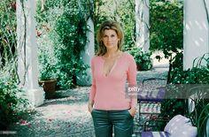 Photo d'actualité : French actress Michele Laroque