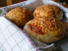 Kukuričný láva chlieb (fotorecept)