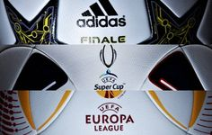 ADIDAS UEFA OFFICIAL MATCH BALL COLLECTION