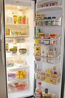 Tips to organize fridge