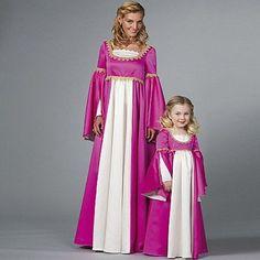 vestido medieval - Buscar con Google