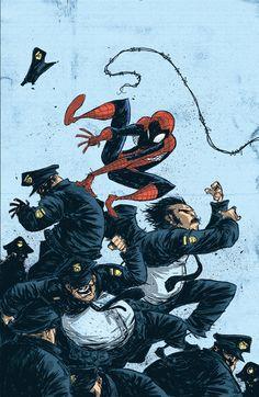 Marvel Adv. Spiderman 55 by *skottieyoung on deviantART