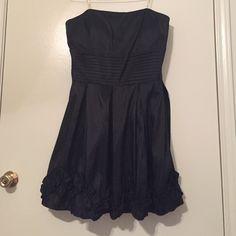 Selling this Black Plus Size Formal Dress in my Poshmark closet! My username is: annacscott1. #shopmycloset #poshmark #fashion #shopping #style #forsale #Deb #Dresses
