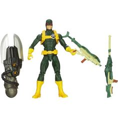 Captain America Marvel Legends Agents of Hydra Figure #captainamerica #toys
