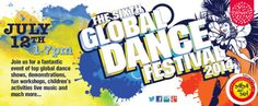 The Sixth Global Dance Festival 2014: Enjoyed this.