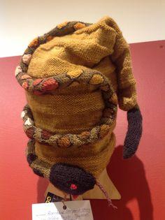 Alice Springs Beanie Festival handmade woolly hats yarn crochet knit felt craft art www.beaniefest.org Debbie Taylor Thompson