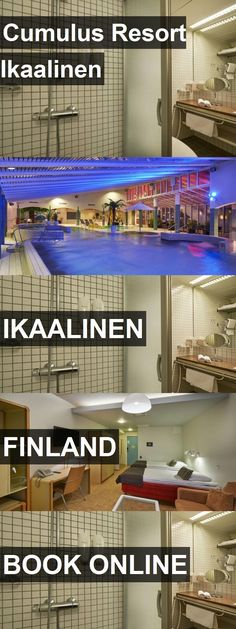 Hotel Cumulus Resort Ikaalinen in Ikaalinen, Finland. For more information, photos, reviews and best prices please follow the link. #Finland #Ikaalinen #travel #vacation #hotel