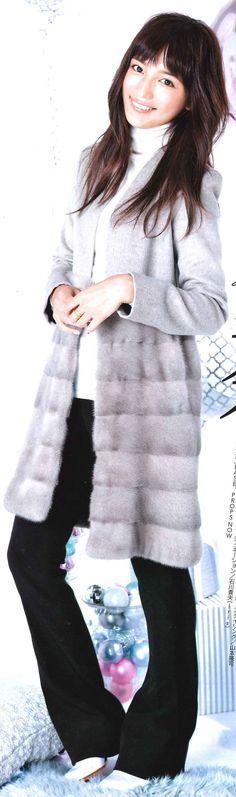 "Haruna Kawaguchi in ""Bea's Up"" November 2016 issue | TAF: apn"
