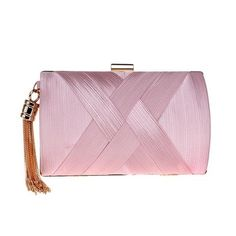 Women's Fashion Wedding Round/Rectangular Clutch Bag with Metal Tassel Green Silver Gold Black Blue Pink Purple Red Guest Bridal Parties bridesmaids Brides Accessories Purses Outfit Products Beautiful Gift Ideas For Her Girls Classy Shops Designer Formal Cute Essentials Unique Wallet Purse Elegant Simple Outlets Retail 2018 Evening Chic Style Colour Handbag Outfit Store Online shopping Buy For Sale USA pochette ceremonie mariage sacs à main en ligne Achat Free shipping UK France Australia