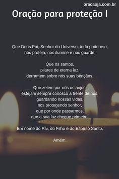 Oração para proteção I #oração #proteção