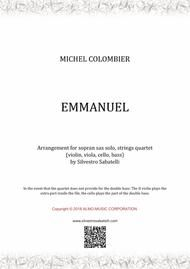 Wings - Emmanuel By Michel Colombier - Digital Sheet Music For Soprano Sax,Violin,Viola,Cello,Double Bass,String Quartet (Download & Print H0.712705-SC001541443 From Silvestro Sabatelli Self-published At Sheet Music Plus) Writing About Yourself, Double Bass, String Quartet, Original Music, Digital Sheet Music, Music Files, Self Publishing, Make A Wish, Teaching Tools