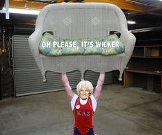 Golden Girls memes Sophia hernia couch oh please it's wicker