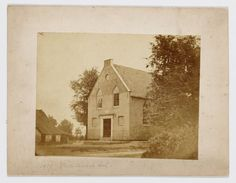 Bussum. 1877 Protestantsche Kerk